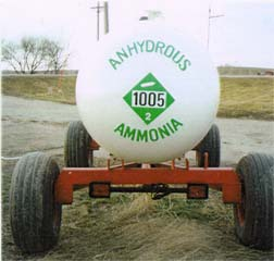 How To Make Anhydrous Ammonia From Natural Gas